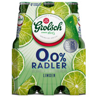 6 x 0,3 l - Grolsch 0.0% Radler limoen