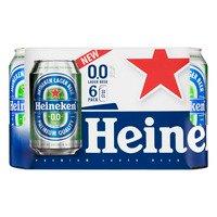 6 x 0,33 l - Heineken 0.0%