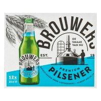 12 x 25 cl - Brouwers Pils