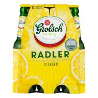 6 x 0,3 l - Grolsch Radler citroen