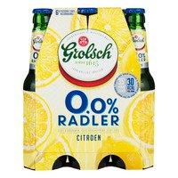 6 x 0,3 l - Grolsch 0.0% Radler citroen