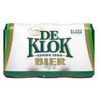 6 x 33 cl - De Klok Bier