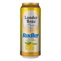 50 cl - Landerbrau Radler lemon