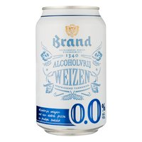 330 ml - Brand Weizen 0.0 blik