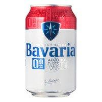 330 ml - Bavaria 0.0% alcoholvrij bier blik