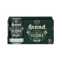 6 x 33 cl - Brand Pilsener