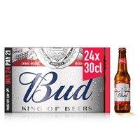 24 x 0.3 L - Bud Box 24 flesjes