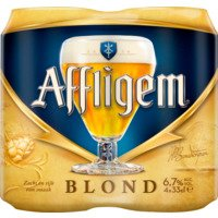 4 x 33 cl - Affligem Blond