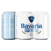 6 x 0,33 l - Bavaria 0.0% Witbier