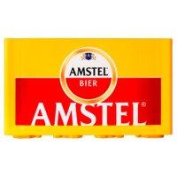 24 x 0,3 l - Amstel Radler citroen 0.0 krat