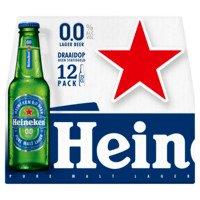 12 x 25 cl - Heineken 0.0%