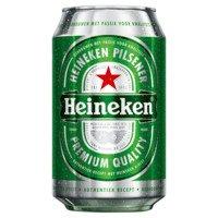 0,33 l - Heineken Premium pilsener