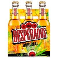 6 x 0,33 l - Desperados Original