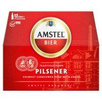 12 x 0,25 l - Amstel Pilsener met draaidop