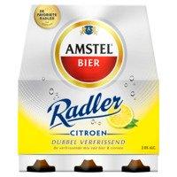 6 x 0,3 l - Amstel Radler citroen
