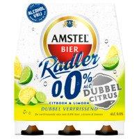 6 x 0,30 l - Amstel Radler dubbel citrus 0.0%