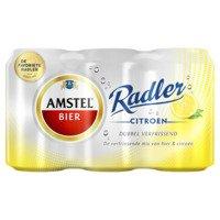 6 x 0,33 l - Amstel Radler citroen